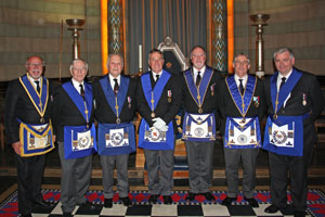 Congratulations to our new Worshipful Master